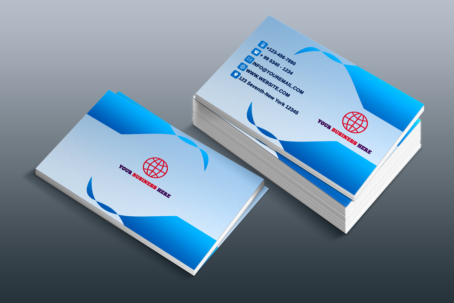 Business Cards Printing | Visiting Cards Design Islamabad ...