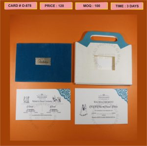 Wedding Cards Designs With Price in Rawalpindi