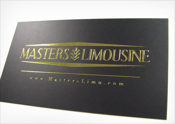 Foil business cards printing in islamabad islamabad printers foil business cards printing reheart Image collections