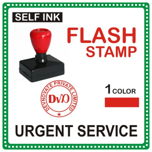 Red Ink Stamp in Islamabad